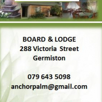 Single Furnished Rooms in Germsiton - Board & Lodge