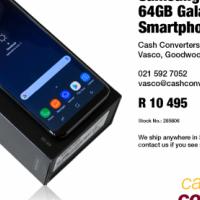 Samsung SM-G950F 64GB Galaxy S8 Smartphone