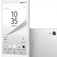 In box White Limited Edition Spectre 32GB Sony Experier Z5 Premium with Smart Band included is Sale.