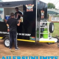 TRAILERS UNLIMITED THE BEST CATERING UNITS...