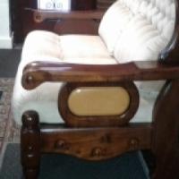 Lounge suite 4 piece