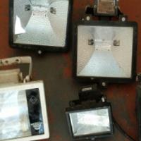 Spot light fittings