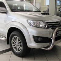 2013 Toyota Fortuner 3.0D-4D 4x4 A/T