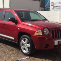 2008 Jeep Compass 2.4 Limited auto,only 115000 kms