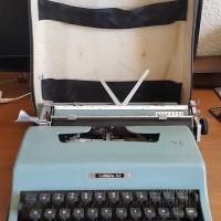 Olivetti Lettera 32 typewriter, serviced