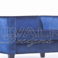 Flat Tub Chair from Chivalry Designs