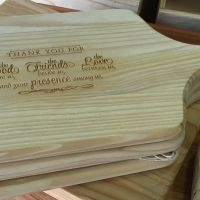 Pine Chopping Boards