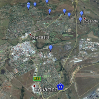 ±30 Vacant Stands on Auction in Newcastle, Kwa-Zulu Natal.