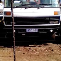 Nissan CM15 Crane truck