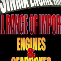 FULL RANGE OF USED IMPORTED ENGNES AND GEARBOXES