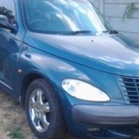 Chrysler PT Cruiser, needs clutch, to swop for Ford KA or similar