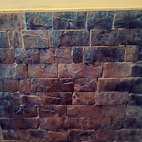 Charcoal Wall Cladding