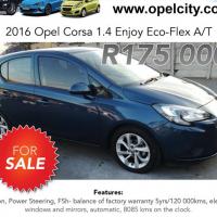 2015 Opel Corsa Eco-Flex 1.4 Enjoy