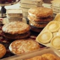 Sausage Rolls, Pies, Quiches and Pastries