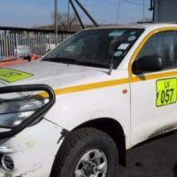 Toyota Toyota Hilux SRX, 4x4, Double Cab LDV