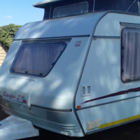 Sprite Escape 2 caravan 1996