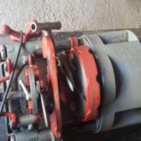 Pipe threading machine RoxV