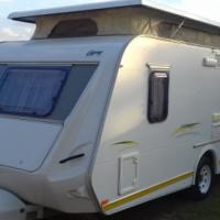 Gypsey Rhapsody 2007 caravan