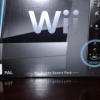 wii console Black Addition