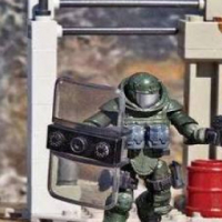 Halo and Call of Duty Figure Sets