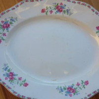 Wedgewood Platter,