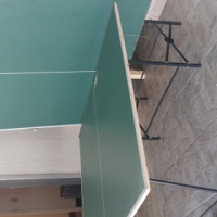 Table tennis fold up