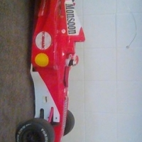 F1 remote racer