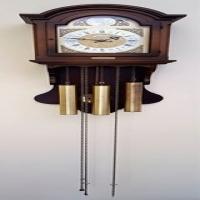 Schmeckenbecher Vintage Pendulum Wall Clock