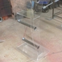 Only R 2500-00 Acrylic Lecterns