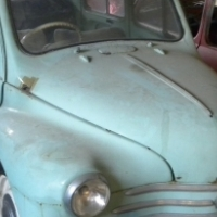 RENAULT 4CV PROJECTS/VINTAGE/CLASSIC RACING/COLLECTABLES