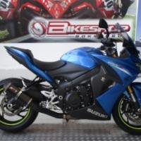 2016 Suzuki GSX-S1000 (finance available)