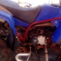 Yamaha Blaster complete stripping for spares