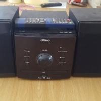 Mini Hifi with DVD player
