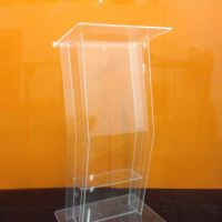 Lecterns with Bended Legs