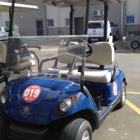 Yamaha YDRE Electric Golf Cart