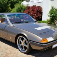 Ferrari 365 GT4 1974 Model - Ex Cape Town