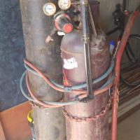 Cutting torch acetylene set, R2900