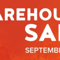 Massive Warehouse sale