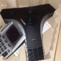 Polycom Cx3000 Conference IP phone for sale.
