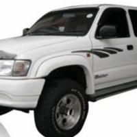 Toyota Hilux 3000 KZ TE RB Raider D Cab (Diesel)