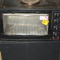 Tucksware stove S025086a