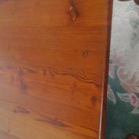oregan pine coffee table