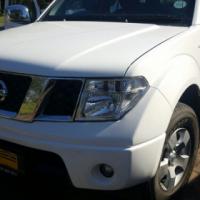 2015 nissan navara double cab 2.5 dci