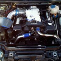 E46 330D 2003 with a v8 lexus Motor