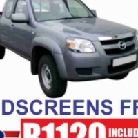 Ford and Mazda windscreens and all Auto Glass