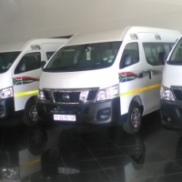 2017 Nissan NV350 (impendulo) Mini-Buses, For Sale!