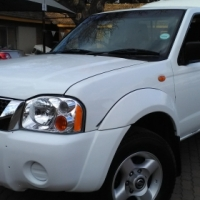 Nissan Hardbody NP300 with Canopy for Sale!