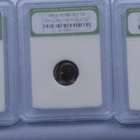BARGAIN GRADED & SLABBED COINS