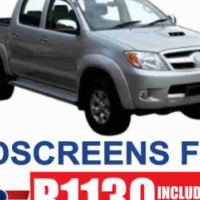 Windscreens and all Auto Glass for bakkies