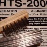 NEW WELDING PROCESS - HTS-2000 2ND GENERATION FLUXLESS BRAZING RODS